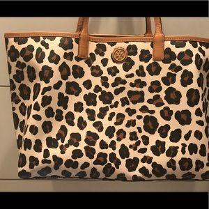 Tory Burch Tote Kerrington Leopard Shopper